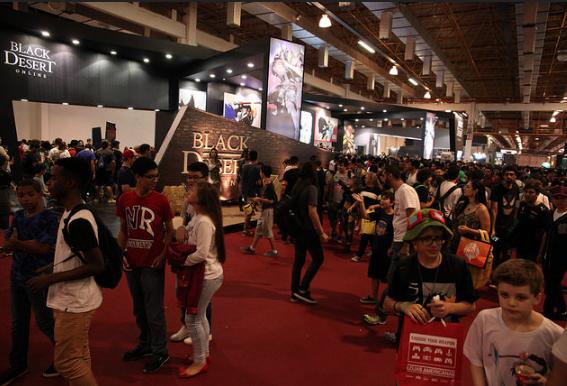 RedFox Games confirmada na BGS de 2018!