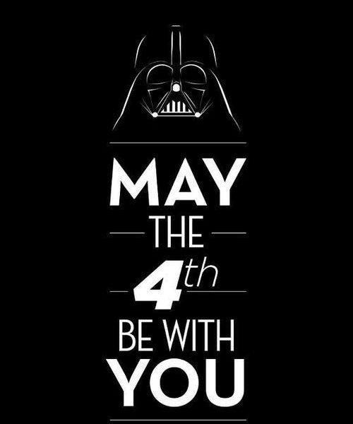 Star Wars Day foi realizado na última sexta-feira, dia 04 de maio
