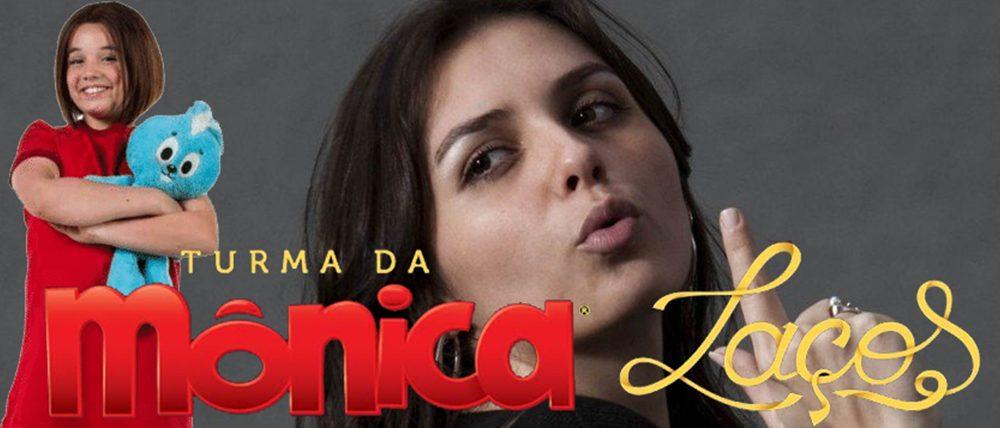 """Monica Iozzi será a mãe da Mônica em """"Turma da Mônica: Laços""""."""