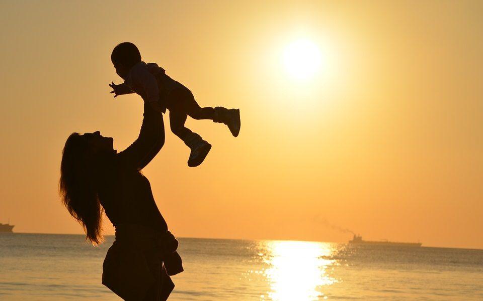 O milagre do amor materno…