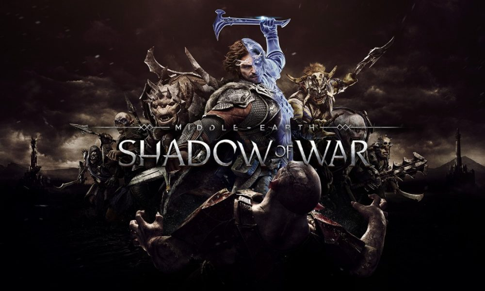 """Middle Earth Shadow of War – Nova DLC """"A Desolação de Mordor"""" foi lançada!"""