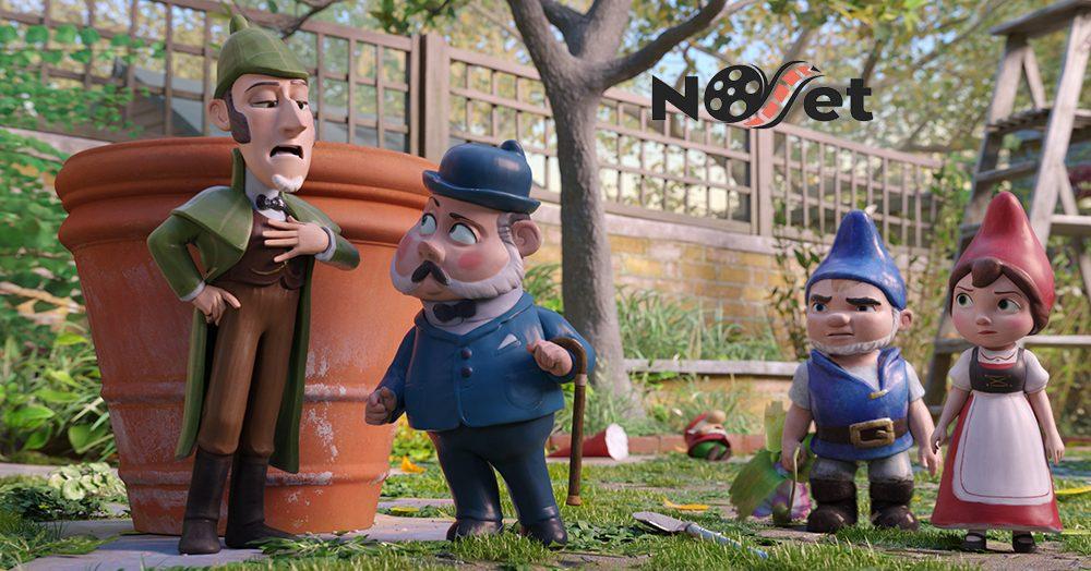 Review – Gnomeu e Julieta: o Mistério do Jardim. Humor e mistério para todas as idades.