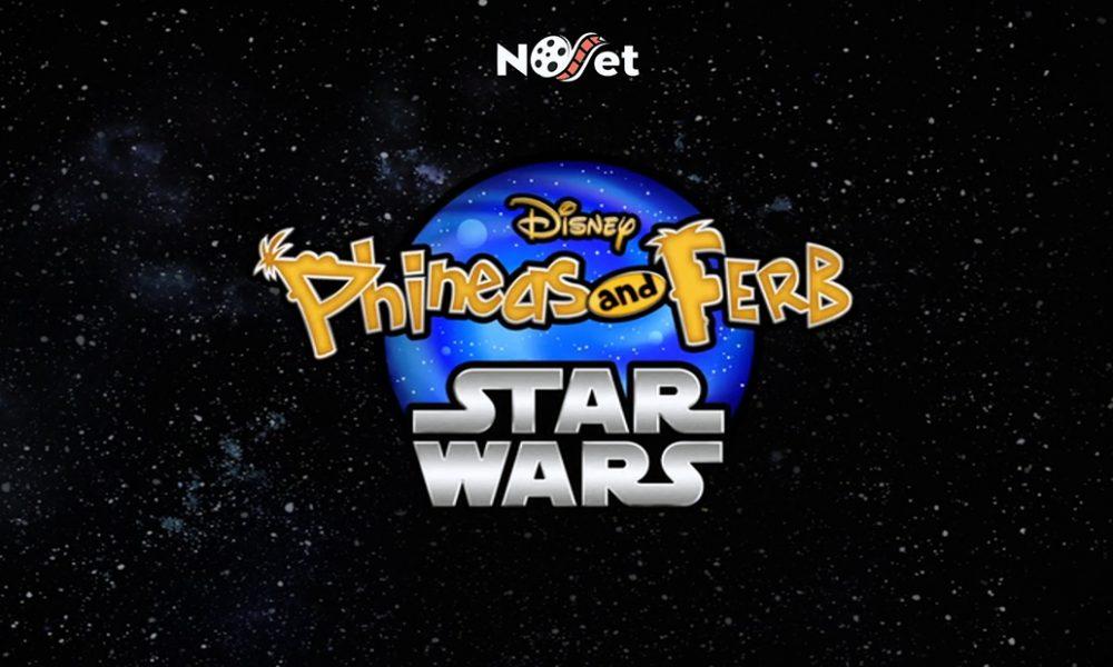 Phineas e Ferb: Star Wars. Divertidíssimo mashup!