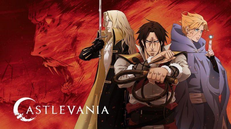 Castlevania: E sua segunda temporada, quando sai?