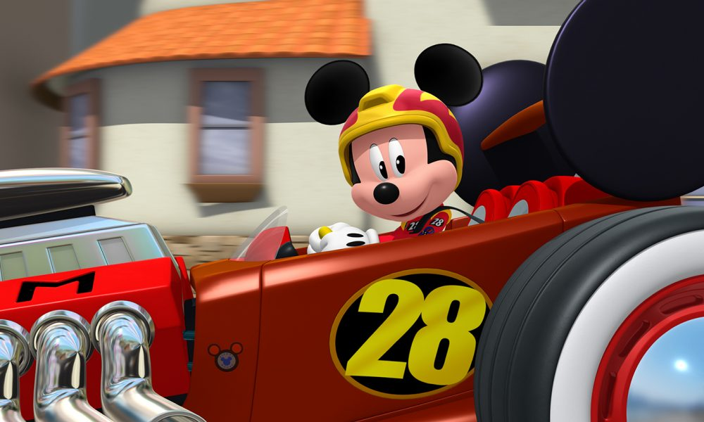 Mickey completa 90 anos com estilo!
