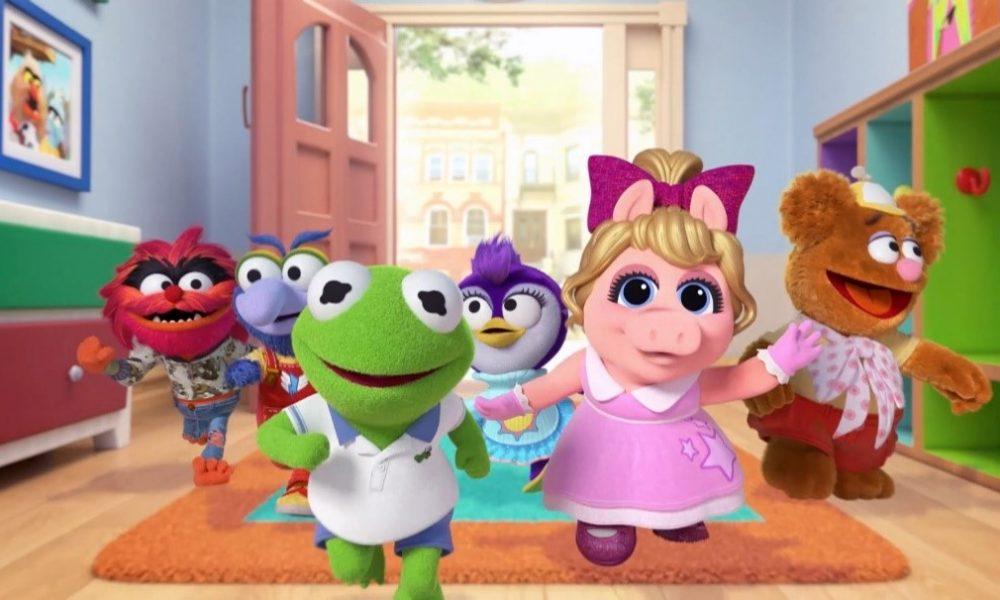 """A Disney Junior transmitirá pré-estreia de """"Muppet Babies"""" amanhã, dia 10 de junho"""