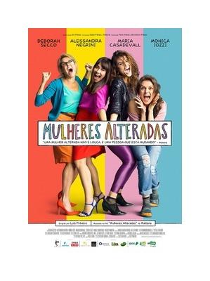 """Filme brasileiro """"Mulheres Alteradas"""" tem divulgação feita pelo Tinder"""