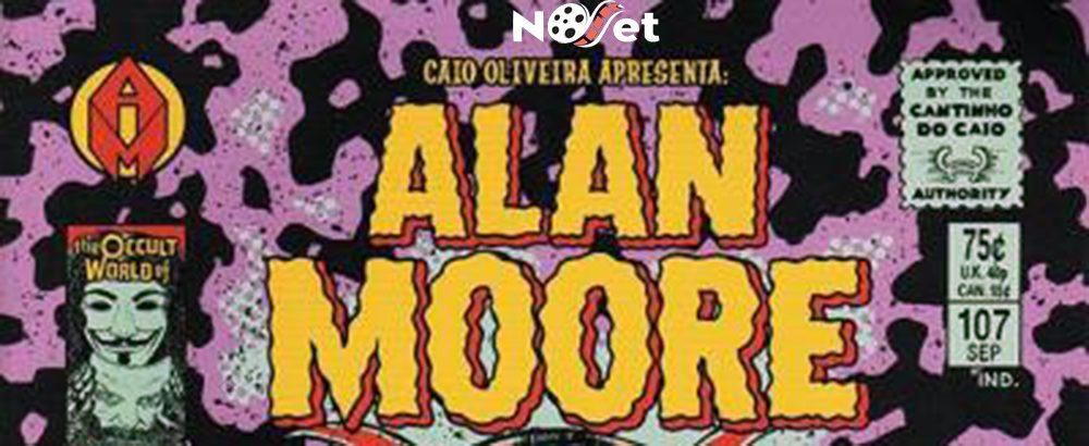 Social Comics – Alan Moore, o mago supremo: paródia mal estruturada