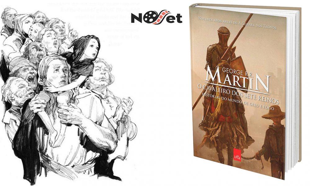 """Resenha de """"O cavaleiro dos Sete Reinos"""", de George R.R. Martin"""