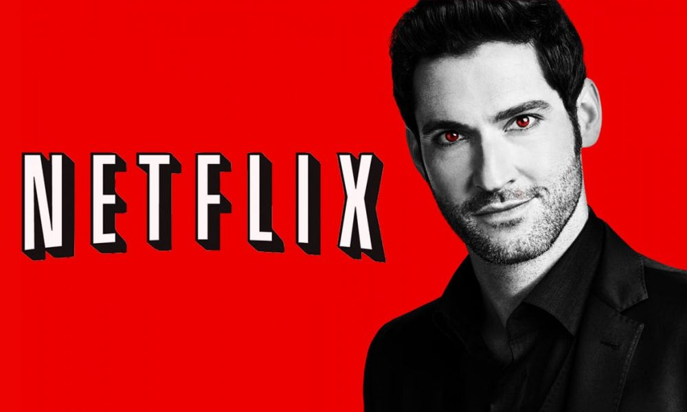 Lucifer: 4ª Temporada na Netflix.