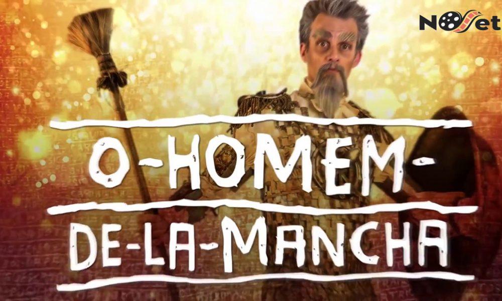 O Homem de La Mancha: espetáculo inesquecível com qualidade da Broadway.