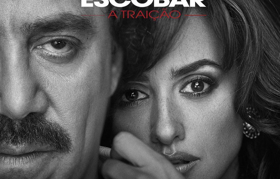 """Javier Bardem será o maior traficante de drogas da história em """"Escobar: a traição""""."""