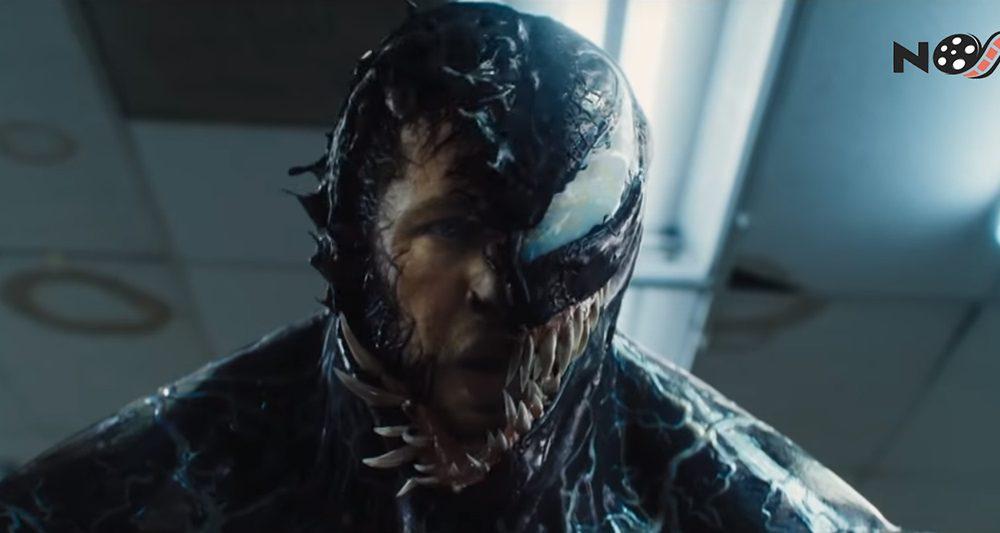 Aumentam as expectativas para Venom com o novo trailer.