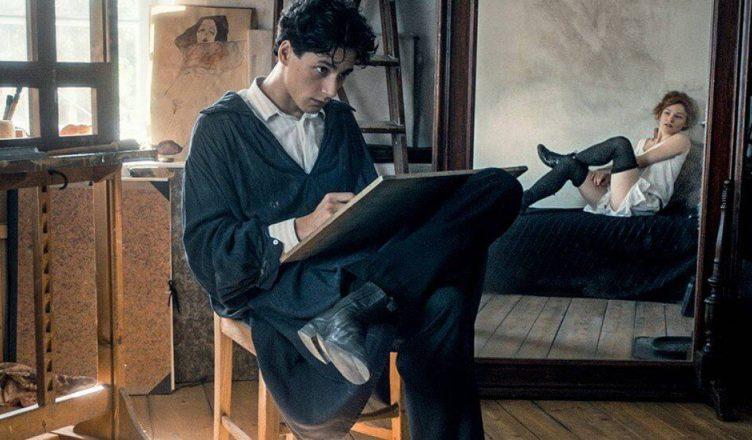 Crítica: Egon Schiele – Morte e donzela | Cinebiografia dirigida por Dieter Bener