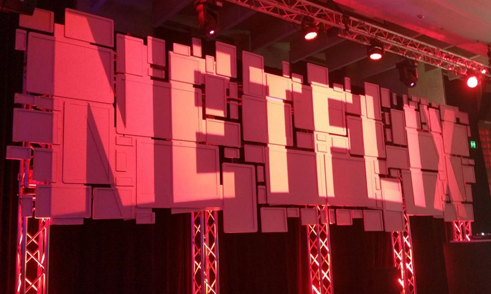 Programação de julho da Netflix.