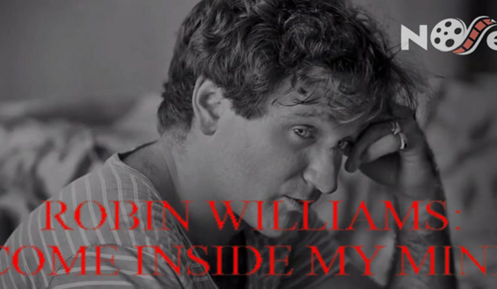 Documentário da HBO aborda a vida e obra de Robin Williams.