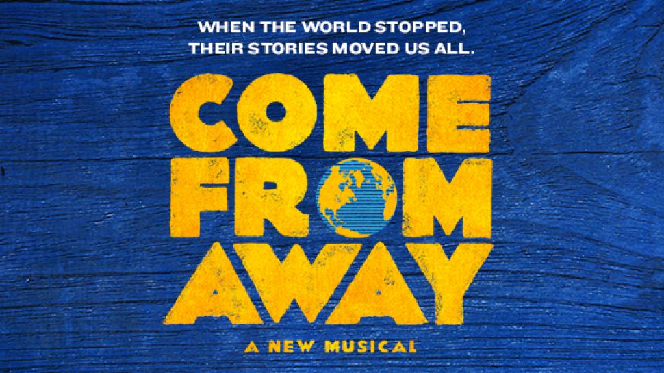 Crítica da Broadway: Come From Away