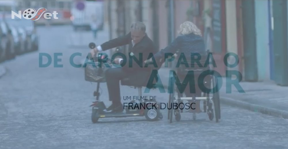"""Comédia """"De Carona Para o Amor"""" chega aos cinemas hoje, dia 02 de agosto"""