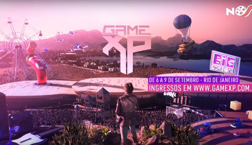 Jogadora é apresentada e inserida no mundo da GameXP em vídeo. Confiram!