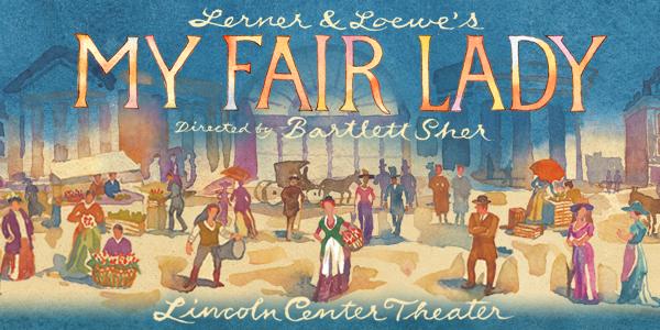 Crítica da Broadway: My Fair Lady