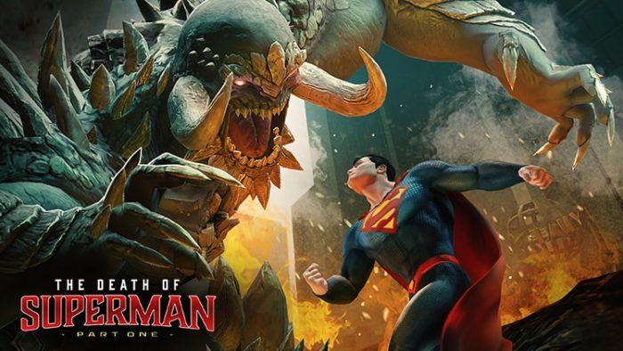 A Morte do Superman (Animação de 2018)
