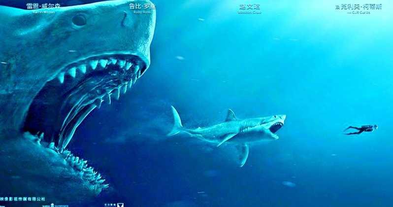 Crítica: Megatubarão   Jason Statham vs Megalodon