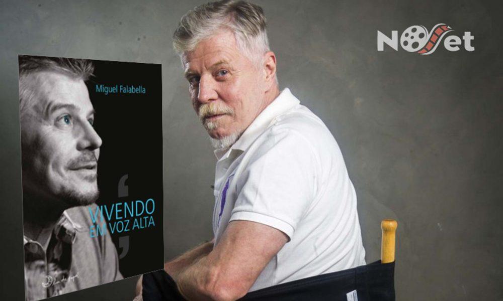 """Resenha de """"Vivendo em Voz Alta"""", de Miguel Falabella."""