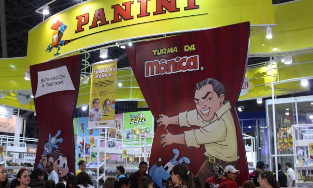 Panini traz grandes novidades para a 25ª Bienal Internacional do Livro de São Paulo