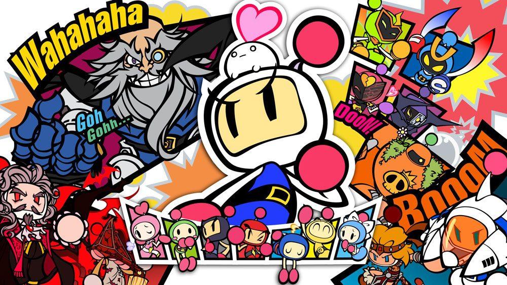 Super Bomberman R: Agora com fases do Castlevania e 10 novos personagens