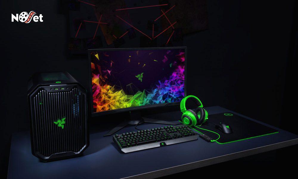 Razer lança versões aprimoradas dos periféricos Kraken, BlackWidow e Mamba