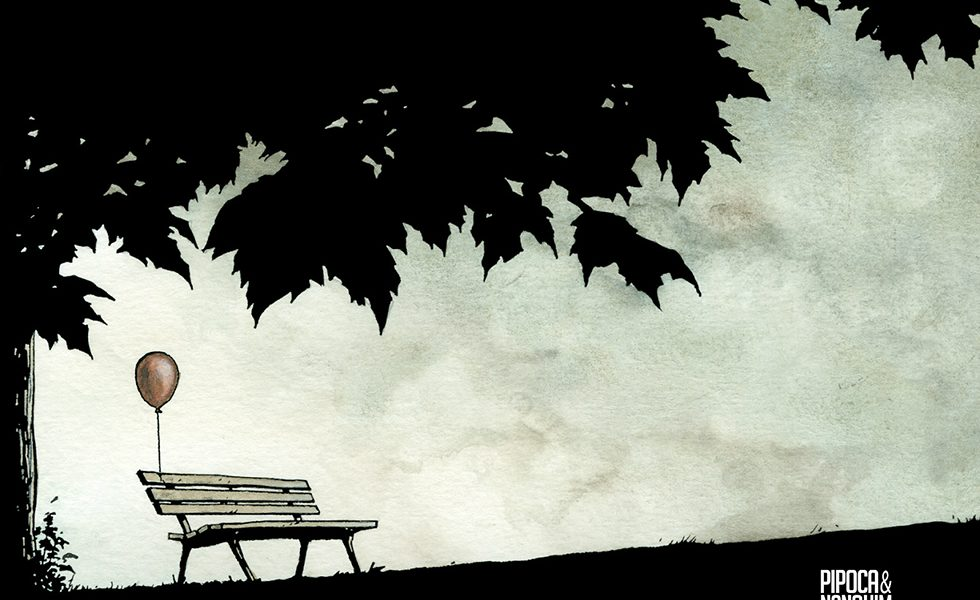 """Análise da graphic novel """"Um pedaço de madeira e aço"""". Arte através do silêncio e emoções!"""