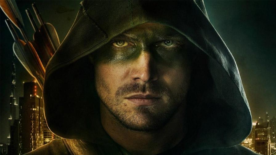 Arrow: 6ª Temporada.