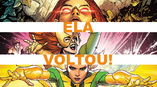 Jean Grey: De Garota Marvel a Fênix Negra da Marvel Comics.