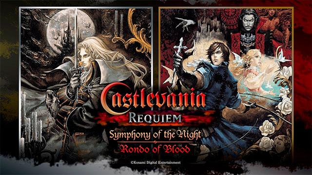 Castlevania Requiem: Symphony of the Night e Rondo of Blood chegam em breve à Playstation Store