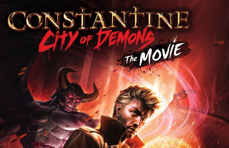 Constantine: Cidade dos Demônios (City of Demons):