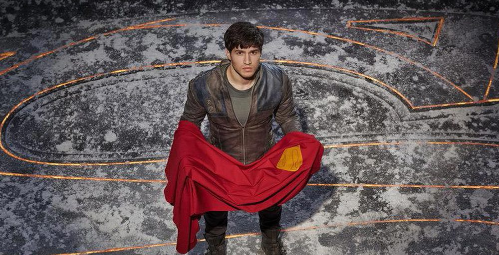 Krypton: Primeira temporada (2018)