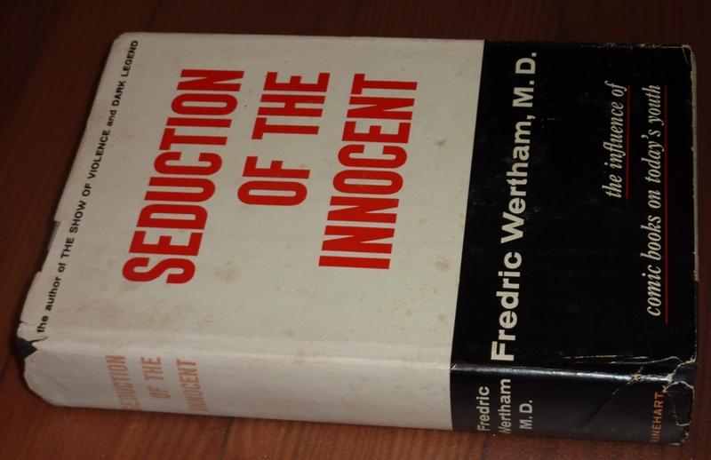 A Sedução dos Inocentes: A História do Código das HQs em 1954.