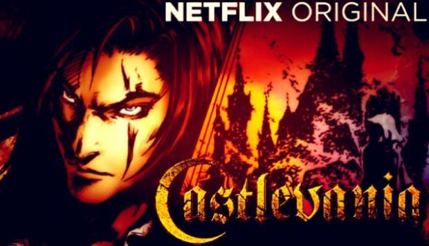 Castlevania: Dos Games a 2ª Temporada Netflix.