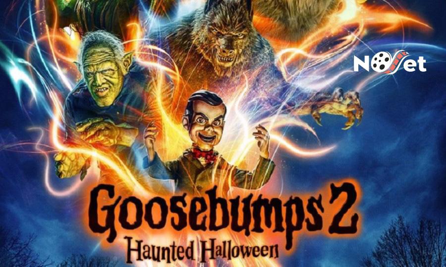 Goosebumps 2: Halloween Assombrado. Potencial desperdiçado.