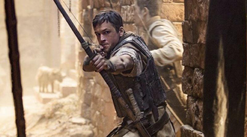 Robin Hood – A Origem: Taron Egerton é destaque no novo pôster nacional