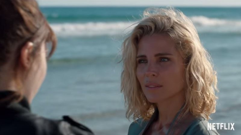 """Netflix exibe as primeiras imagens da primeira série original australiana, """"Tidelands"""", com brasileiro no elenco"""