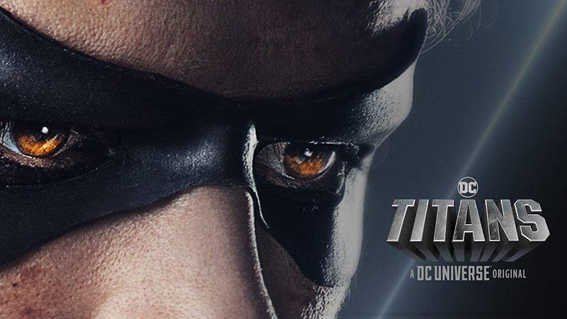 DC Titans: Os Titãs em Live Action (Primeira Temporada)