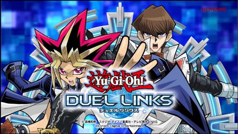 Yu-Gi-Oh! Mangas, Animações e o Game Duel Links.