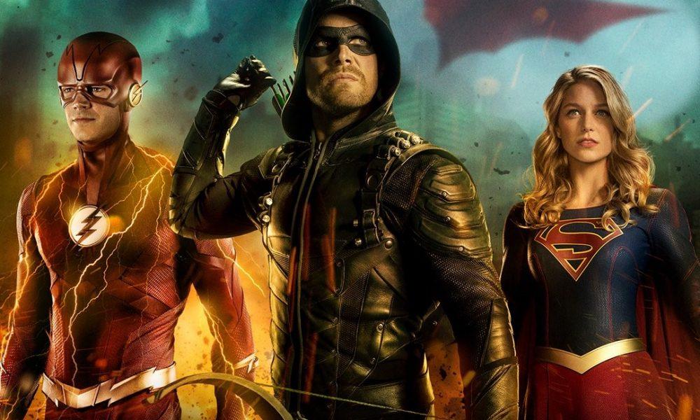 Arrow: 7ª Temporada com Batwoman.