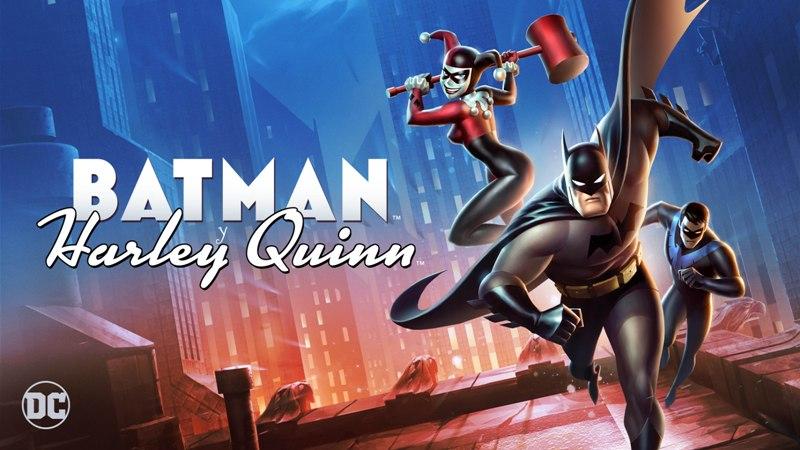 Batman e Arlequina: Pancadas e Risadas (2017)