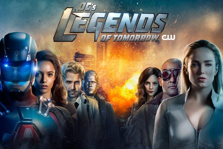 Constantine e DC's Legends of Tomorrow: 4a Temporada