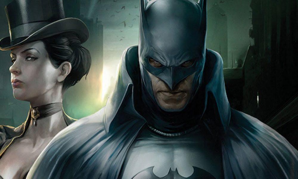 Batman: Gotham by Gaslight (Animação 2018).