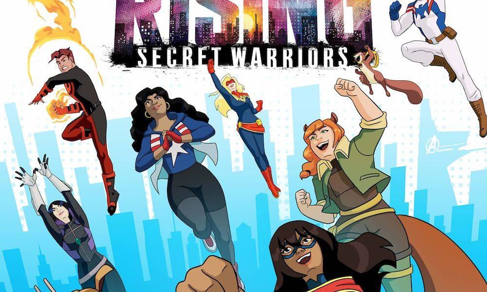 Marvel Rising – Vingadores: Guerreiros Secretos (2018)