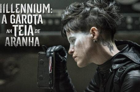 Millennium: A Garota na Teia de Aranha – The Girl in the Spider's Web (2018)