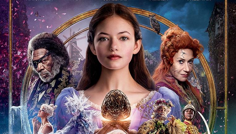 O Quebra-Nozes e os Quatro Reinos: Cinemark, DBOX e Noset.